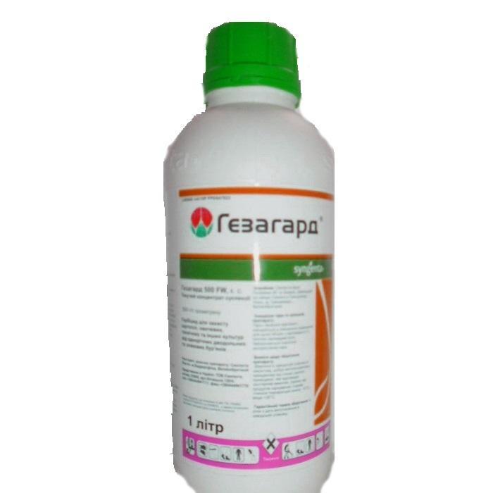 фото гербицида гезагард 1 л